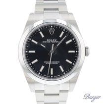 Rolex Oyster Perpetual 39 new 39mm Steel