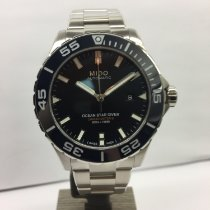 Mido Steel 43,5mm Automatic M026.608.11.041.00 new