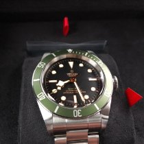 Tudor 79230G Stål Black Bay (Submodel) 41mm