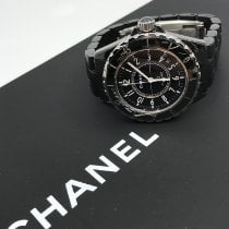 Chanel pre-owned Automatic 39mm Black 2 ATM