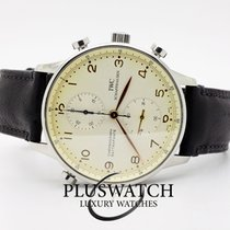 IWC Portuguese Chronograph IW3712 3712 2001 usados