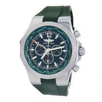 Breitling Bentley GMT Steel 49mm Green United States of America, New York, New York