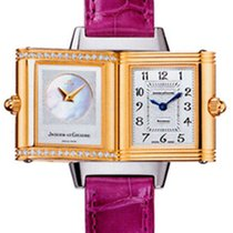 Jaeger-LeCoultre Reverso Duetto Gold/Steel 33mm