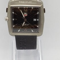 TAG Heuer Professional Golf Watch pre-owned Black Rubber