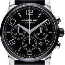 Montblanc Timewalker Steel 43mm Black Arabic numerals United States of America, California, Moorpark