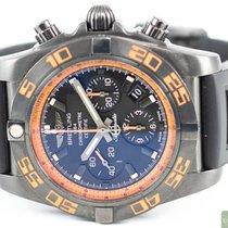 Breitling Chronomat 44 Raven Steel 44,00mm Black