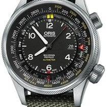 Oris Big Crown ProPilot Altimeter 01 733 7705 4164-07 5 23 14FC 2020 new