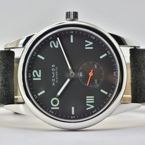 NOMOS Club Campus Steel 38,5mm Grey Arabic numerals
