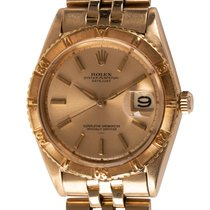 Rolex Datejust Turn-O-Graph Yellow gold 36mm Champagne United States of America, Texas, Austin