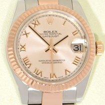 Rolex 178271 Acero y oro 2008 Lady-Datejust 31mm usados
