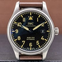 IWC Pilot Mark Titanium 40mm Black Arabic numerals United States of America, Massachusetts, Boston