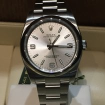 Rolex oyster perpetual 36mm Silver