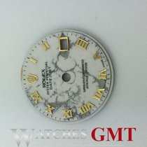 """Rolex Datejust """"Marble"""" 26MM Yellow Numbers"""
