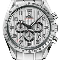 Omega Speedmaster Broad Arrow neu 44.25mm Stahl