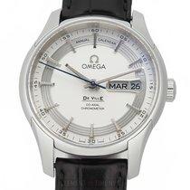 Omega De Ville Hour Vision 431.33.41.22.02.001 pre-owned
