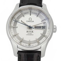 Omega De Ville Hour Vision Steel 41mm Silver United States of America, New York, New York