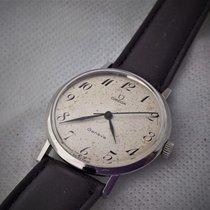 Omega vintage Geneve cal 601, serviced,  rare arabic number dial