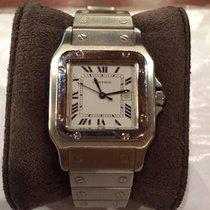 Cartier Santos (submodel) pre-owned Steel
