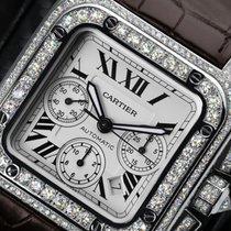 Cartier Santos 100 W20090X8 pre-owned