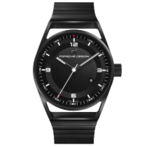 Porsche Design 1919 Datetimer All Black