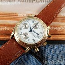 Armani Reloj suizo Cronografo automático vintage G.P. Cal 7750