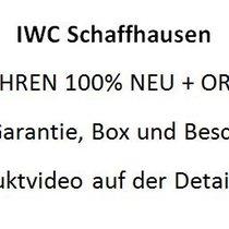 IWC Schaffhausen Big Pilot's Watch Top Gun