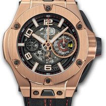 Hublot Big Bang Ferrari Oro rosa 45mm Italia, Roma