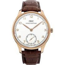 IWC Portuguese Hand-Wound