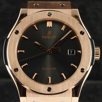 Hublot Classic Fusion Rose Gold 42 mm