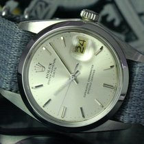 Rolex Oyster Perpetual Automatic Date Silver Dial 1500