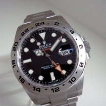 Rolex Explorer II 2 Ref. 216570 Orange Hand