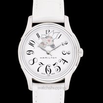 Hamilton Jazzmaster Lady new Automatic Watch with original box and original papers H32365313