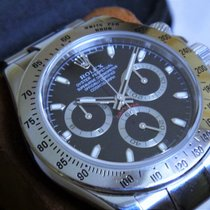 Rolex | Daytona Black 116520 Steel  (ON SALE)