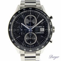 TAG Heuer Steel 41mm Automatic CV201AJ new