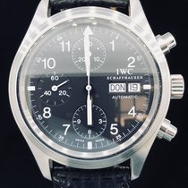 IWC Pilot Chronograph Day-Date Fliegeruhr, Automatic, 39MM -MINT