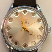 Gruen Steel 35mm Manual winding 510RSS pre-owned
