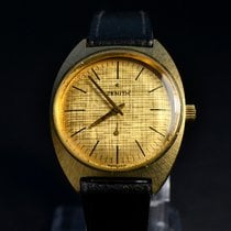 Zenith Stunning Structural Dial 1964