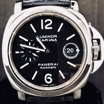 Panerai Luminor Marina Automatic, 44mm, Steel, MINT