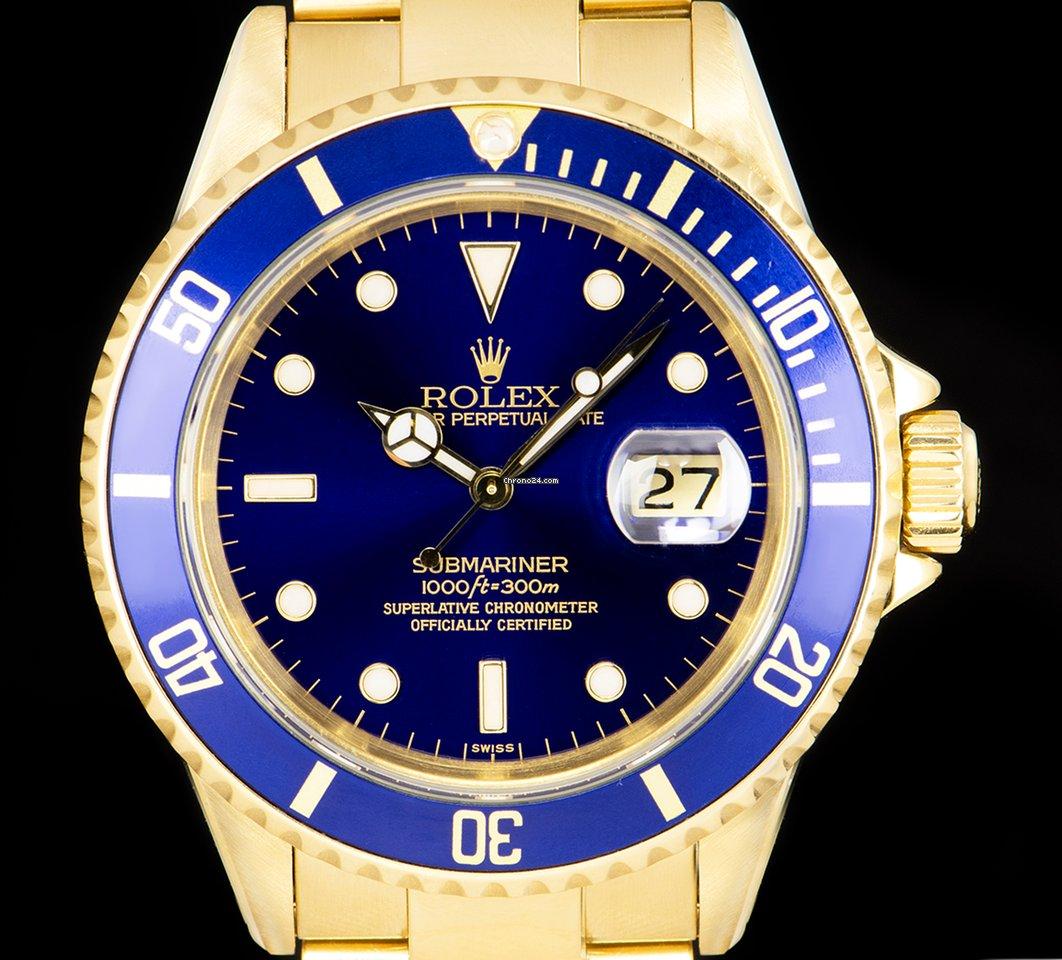 a6586d03534 Rolex Submariner - Todos os preços de relógios Rolex Submariner na Chrono24