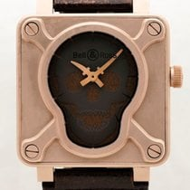Bell & Ross BR 01-92 occasion 47mm Bronze