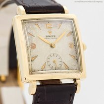 Rolex Oyster Precision Yellow gold 26mm Arabic numerals United States of America, California, Beverly Hills