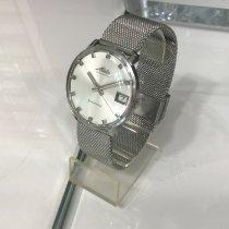 Mido 36mm Automatisch tweedehands Ocean Star Zilver