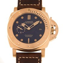Panerai Bronze Automatic Blue 47mm new