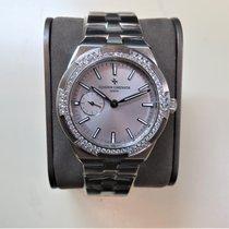 Vacheron Constantin Overseas Steel 37mm Pink No numerals United States of America, Illinois, Chicago