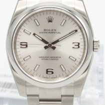 Rolex Oyster Perpetual 34 Steel 34mm Arabic numerals United States of America, Georgia, ATLANTA