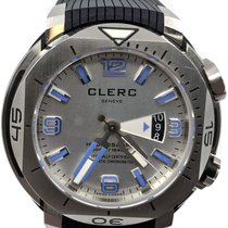 Clerc Steel 48mm Automatic H1-1.4.1 pre-owned
