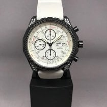 Breitling Bentley GT Acero 45mm Blanco