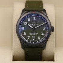 Breitling Navitimer 8 Steel 41mm Green