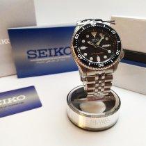 Seiko SKX007K2 Acier 2018 Prospex 42mm nouveau