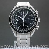 Omega 3520.50 Staal 1999 Speedmaster Day Date 39mm tweedehands
